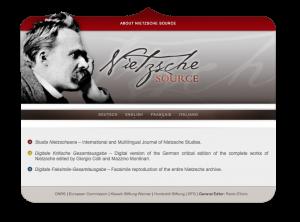 Nietzsche Source