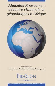 Ahmadou Kourouma, mémoire vivante de la géopolitique en Afrique