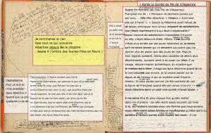 Journée d'étude : Proust numérique, Proust imprimé : l'édition des manuscrits aujourd'hui