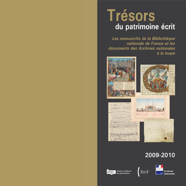 Les manuscrits de la Bibliothèque nationale de France et les documents des Archives nationales à la loupe