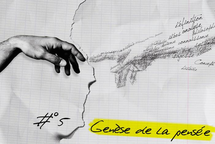 Revue Recto/Verso N° 5 – Genèse de la pensée