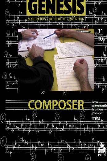 Genesis 31 – «Composer»