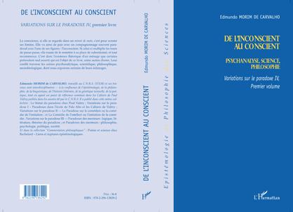 Edmundo Carvalho, «Variations sur le paradoxe – 4», De l'inconscient au conscient et Du rationnel à l'inconscient