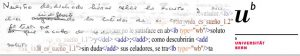 Archivos literarios, digitalización de manuscritos y edición de borradores hispánicos contemporáneos