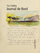 Paul Valéry: « Journal de bord »