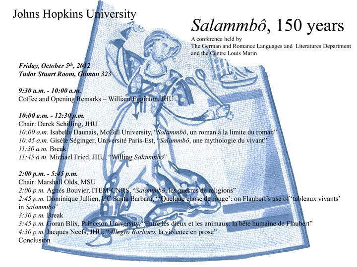 Salammbô, 150 years