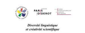 Journée d'études : Diversité linguistique et créativité scientifique