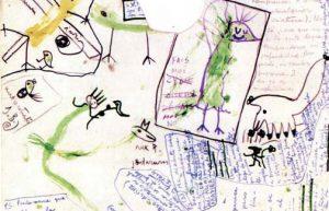 Mariana di Cio: «Une calligraphie des ombres». Présentation de l'ouvrage en présence de Anne Herschberg Pierrot et Julio Premat.