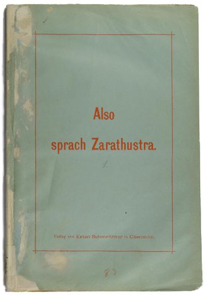Les oeuvres de Nietzsche : genèse, structure, interprétation