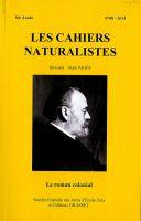 Les Cahiers naturalistes n°88