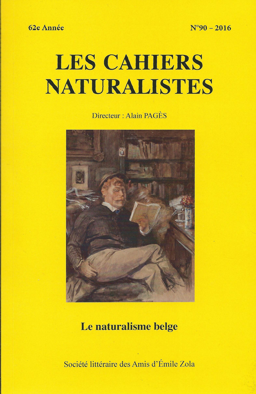 Les Cahiers naturalistes n°90