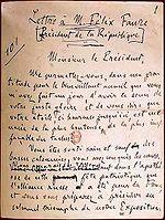 Retour sur l'affaire Dreyfus (120e anniversaire de « J'Accuse ! »)