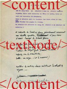 Séminaire de formation à l'édition critique génétique numérique et à la TEI  – Édition de «Cahier d'un retour au pays natal» d'Aimé Césaire