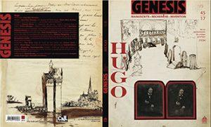 Jean-Marc Hovasse, Présentation du numéro 45 de la revue «Genesis» consacré à Victor Hugo
