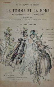 Octave Uzanne : écrire la mode après les Goncourt