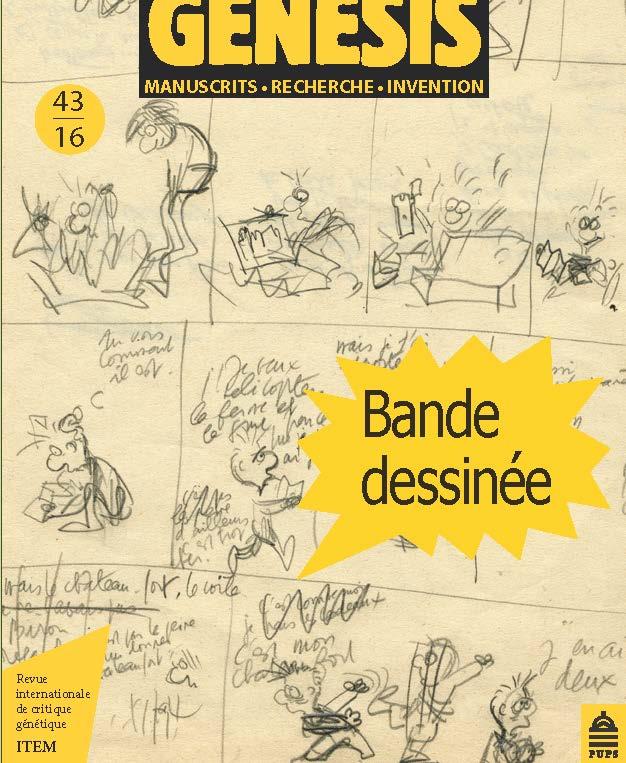 Genesis 43 – Bande dessinée