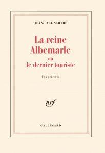 Gilles Philippe  (université de Lausanne), «La Reine Albemarle ou Le dernier touriste»