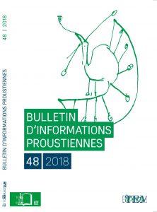 Parution du Bulletin d'informations proustiennes n°48
