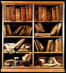 « Bibliothèques d'auteur (2) : contextes intellectuels et pratiques de lecture » / 2018-2019