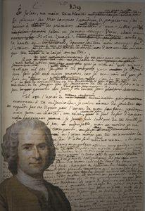 Nathalie Ferrand (ITEM) : «Qu'est-ce qu'un atelier d'écrivain au XVIIIe siècle? L'exemple de Rousseau»