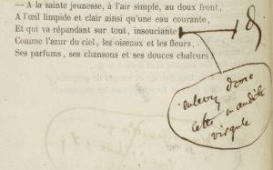 Baudelaire : «Éditer Baudelaire» / 2019