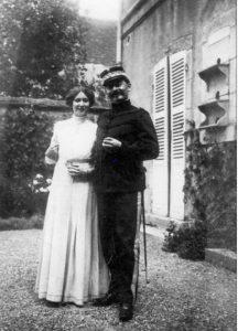 « Regards sur une correspondance familiale inédite : les lettres d'Alexandrine et de Denise » – Violaine Monnerot