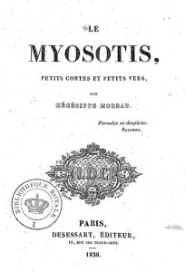 Henri Scepi (Sorbonne Nouvelle), Baudelaire et Hégésippe Moreau