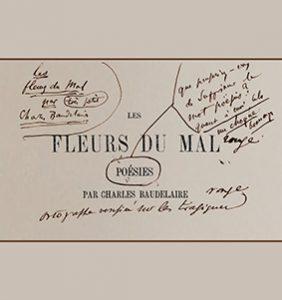 André Guyaux (Université Paris-Sorbonne), Manuscrits de Baudelaire