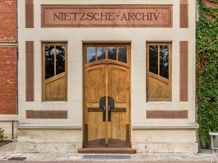 Paolo D'Iorio (ITEM) : Archives et éditions : privées, publiques, numériques. Le cas Nietzsche