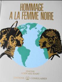 Malka Marcovich «Hommage à la femme noire» de Simone Schwarz-Bart avec la collaboration d'André Schwarz-Bart : parcours d'une encyclopédie pionnière