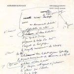 Giuseppe Sofo • Lire la marge de la traduction : Aimé Césaire au prisme des archives