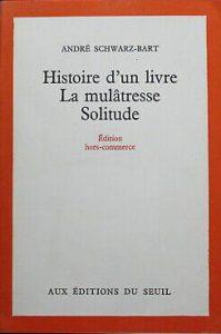 Éléonore Devevey (Univ. de Genève) Publier « la première vie d'un livre » : formes et enjeux des paratextes d'»Un Plat de porc aux bananes vertes» d'André et Simone Schwarz-Bart