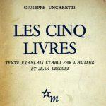 Visioconférence • Rubia de Souza • Auto-traduction, réécriture, création : Giuseppe Ungaretti et Jean Lescure