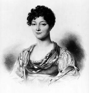 L'éditorialisation des œuvres complètes de d'Alembert / Projet « Victorine de Chastenay (1771-1885) ».