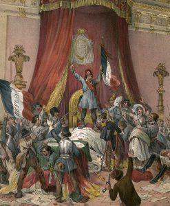 Jacques-David Ebguy : La ronde et le défilé. Formes de sociabilité dans «L'Éducation sentimentale»