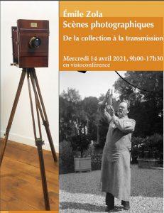 Émile Zola. Scènes  photographiques. De la collection à la transmission