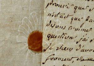 Les papiers filigranés de la période 1830-1950